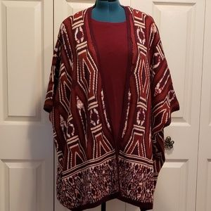 Mossimo Kimono-style Sweater